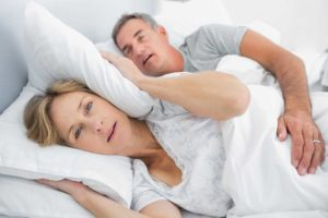 How to stop someone from snoring